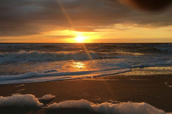 sunset tx